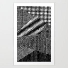 Ichalk Art Print