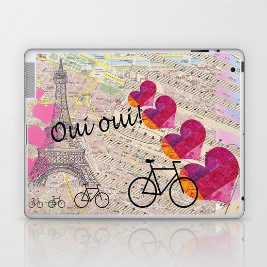 Oui Oui Laptop & iPad Skin