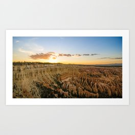 Bryce Canyon National Park - Utah Art Print