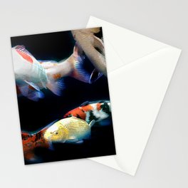 Nishikigoi(Japanese Colored Carp) 01 Stationery Cards