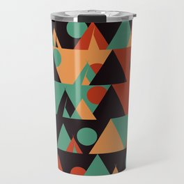 The sun phase Travel Mug