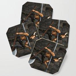 Pole Creatures: Minotaur Coaster