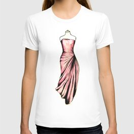 Pink Gown T-shirt