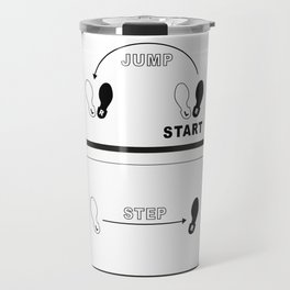 TIME WARP (THE ROCKY HORROR PICTURE SHOW) Travel Mug