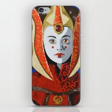 Queen Amidala iPhone & iPod Skin