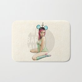 Mrs. Florida Bath Mat