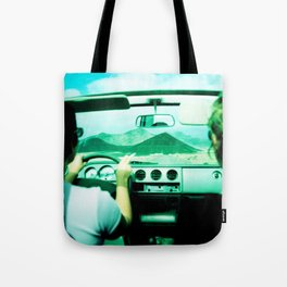 Roadtrip NO4 Tote Bag