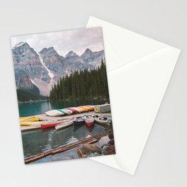 Lake Moraine Stationery Cards