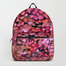 Micro Confetti Pinks Backpack