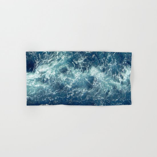 Sea splashes Hand & Bath Towel