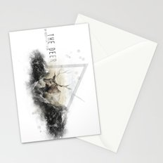 The Deer II Stationery Cards