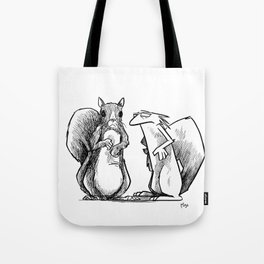 Identity of self Tote Bag