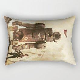 boiler Rectangular Pillow