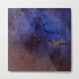 Elephant's Trunk Nebula Metal Print