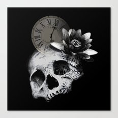 Time Nature Canvas Print
