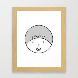 Jimbo Bob Framed Art Print
