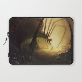 Spidermother Laptop Sleeve