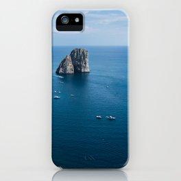 Italian landscapes - Capri iPhone Case