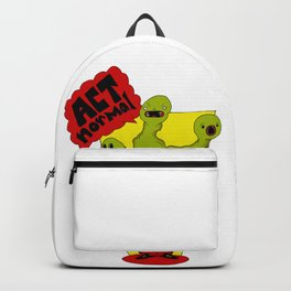 Act Normal, Hyde Backpack