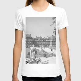 Jardin du Luxembourg, met het gezicht op het Palais du Luxembourg, Bestanddeelnr 254 2131 T-shirt
