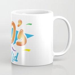 90's Kid Coffee Mug
