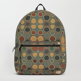 Abstract Retro Pattern  Backpack