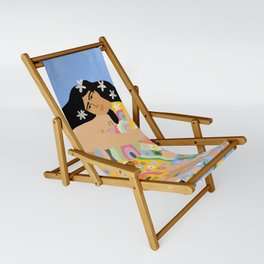 Yin Yang Sling Chair
