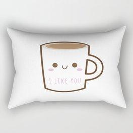 Starbucks Addiction Rectangular Pillow