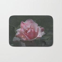 Crackled Rose Bath Mat