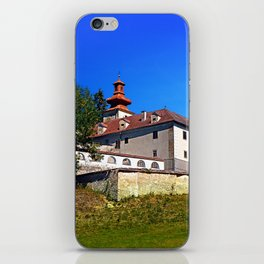 Waldenfels castle, south side iPhone Skin