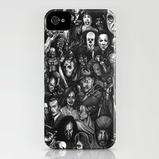 Many Faces Slim Case iPhone (4, 4s)