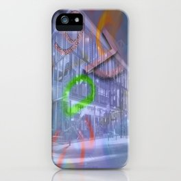 A good place for Money iPhone Case