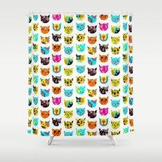 C.C.W.C. Shower Curtain