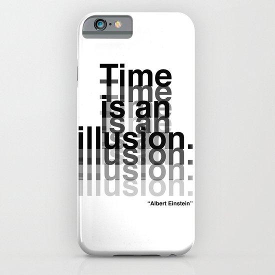 Illusion (Albert Einstein)  iPhone & iPod Case