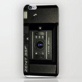 Zenit 35f iPhone Skin