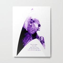 The Inner Light Metal Print