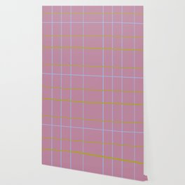 Grid Pink Wallpaper