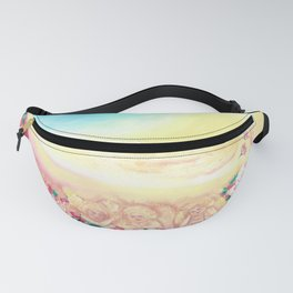 Angels and roses Fanny Pack