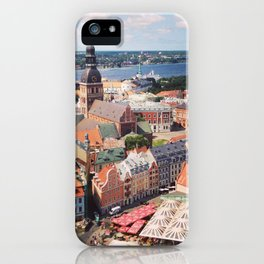 Rīga iPhone Case