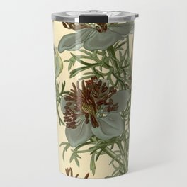 Spanish Fennel Flower Travel Mug