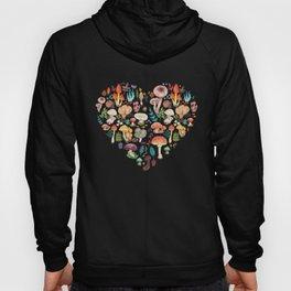 Mushroom heart Hoody