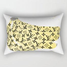 fashion bananas Rectangular Pillow