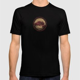 The veins of Roses T-shirt