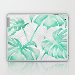 city leaf Laptop & iPad Skin