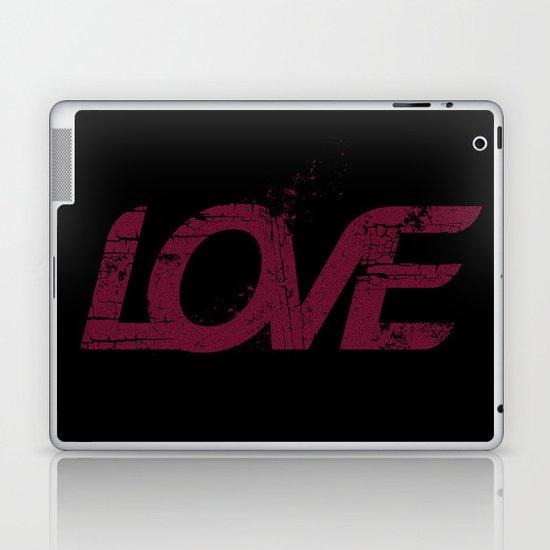 Distressed Laptop & iPad Skin