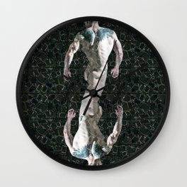 VHS Nude Wall Clock