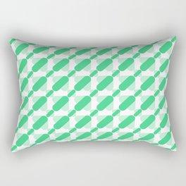 Coinranking - Amazing Crypto Fashion Art (Small) Rectangular Pillow