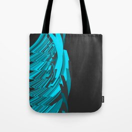 Weird Abstraction Tote Bag