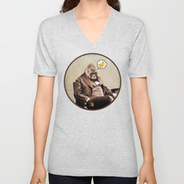 Gorilla My Dreams Unisex V-Neck