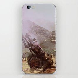 Artillery iPhone Skin